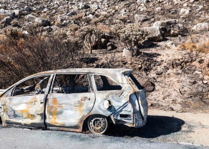 Przerysowany samochód Czwakiel